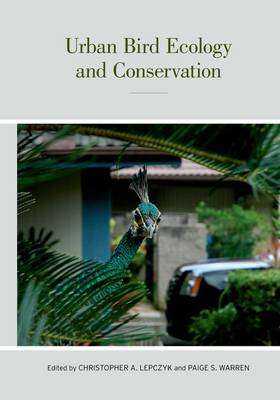 Urban Bird Ecology and Conservation (BOK)