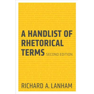 Handlist of Rhetorical Terms (BOK)