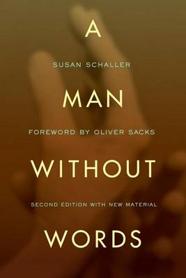 A Man without Words: With New Material (BOK)