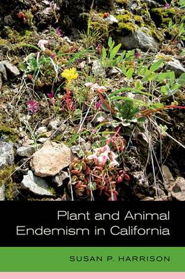Plant and Animal Endemism in California (BOK)