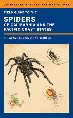 Field Guide to the Spiders of California and the Pacific Coa (BOK)