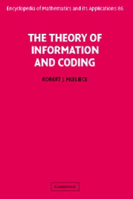 The Theory of Information and Coding (BOK)