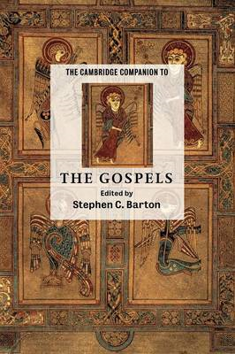 Cambridge Companion to the Gospels (BOK)