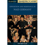 Produktbilde for Opposition and Resistance in Nazi Germany (BOK)