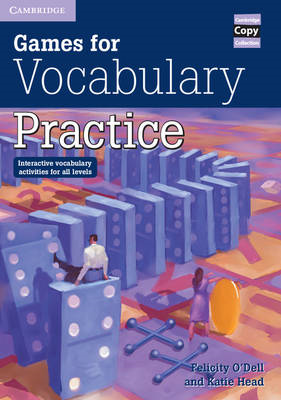 Games for Vocabulary Practice (BOK)