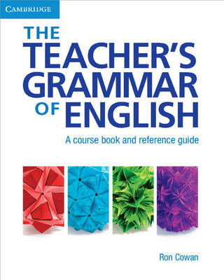 Teacher's Grammar of English with Answers (BOK)