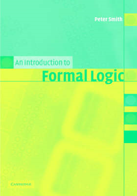 Introduction to Formal Logic (BOK)