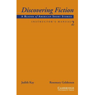 Discovering Fiction Level 2 Instructor's Manual (BOK)