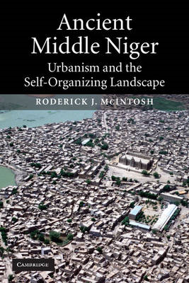 Ancient Middle Niger: Urbanism and the Self-organizing Landscape (BOK)