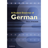 A Student Grammar of German (BOK)
