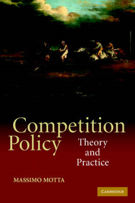Competition Policy (BOK)