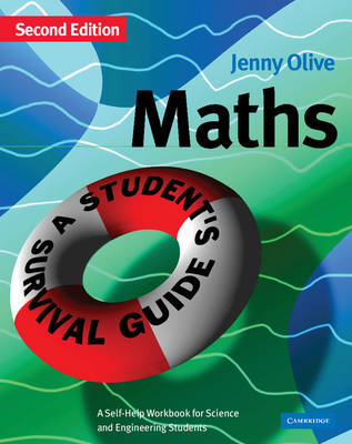Maths: A Student's Survival Guide (BOK)