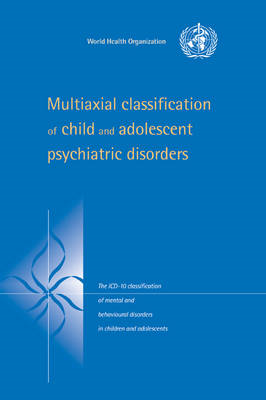 Multiaxial Classification of Child and Adolescent Psychiatri (BOK)