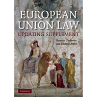 European Union Law Updating Supplement: Text and Materials (BOK)