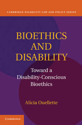 Bioethics and Disability (BOK)
