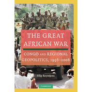 The Great African War: Congo and Regional Geopolitics, 1996-2006 (BOK)