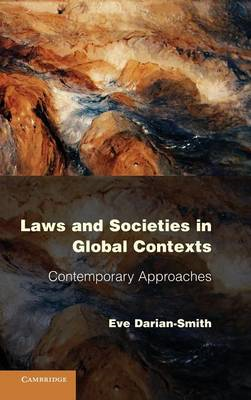 Laws and Societies in Global Contexts (BOK)