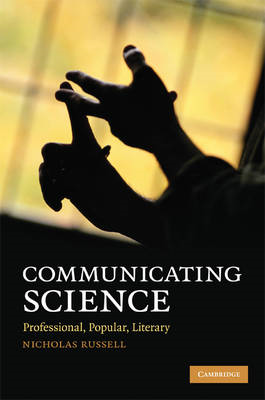 Communicating Science (BOK)