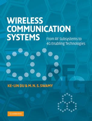 Wireless Communication Systems: From Rf Subsystems to 4G Enabling Technologies (BOK)