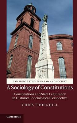 Sociology of Constitutions (BOK)