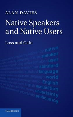 Native Speakers and Native Users (BOK)