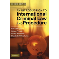 An Introduction to International Criminal Law and Procedure (BOK)