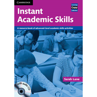 Instant Academic Skills with Audio CD (BOK)