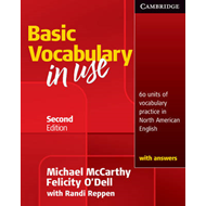 Vocabulary in Use Basic Student's Book with Answers (BOK)