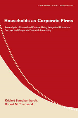 Households as Corporate Firms: An Analysis of Household Finance Using Integrated Household Surveys a (BOK)