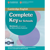 Complete Key for Schools Workbook with Answers with Audio CD (BOK)