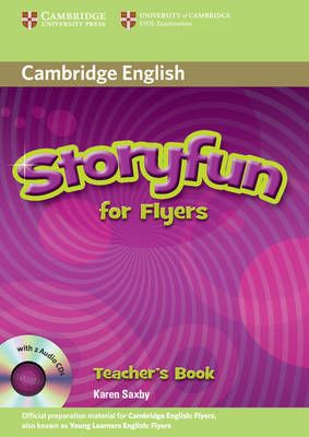 Storyfun for Flyers Teacher's Book with Audio CDs (2) (BOK)