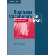 Business Vocabulary in Use Elementary to Pre-intermediate wi (BOK)