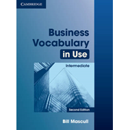 Business Vocabulary in Use Intermediate with Answers (BOK)