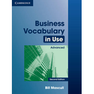 Business Vocabulary in Use Advanced with Answers (BOK)