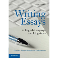 Writing Essays in English Language and Linguistics (BOK)