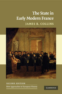 State in Early Modern France (BOK)