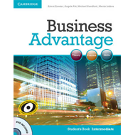 Business Advantage Intermediate Student's Book with DVD (BOK)