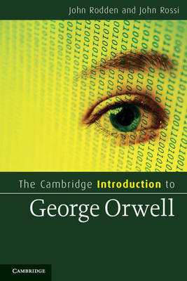 Cambridge Introduction to George Orwell (BOK)