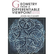 Geometry from a Differentiable Viewpoint (BOK)