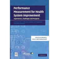 Performance Measurement for Health System Improvement (BOK)