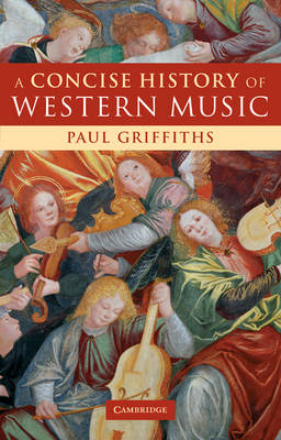 Concise History of Western Music (BOK)