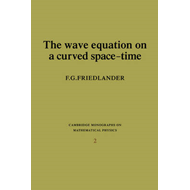 Wave Equation on a Curved Space-Time (BOK)