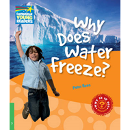 Why Does Water Freeze? Level 3 Factbook (BOK)