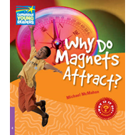 Why Do Magnets Attract? Level 4 Factbook (BOK)