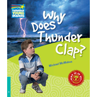 Why Does Thunder Clap? Level 5 Factbook (BOK)