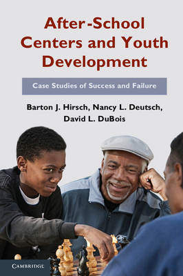 After-School Centers and Youth Development: Case Studies of Success and Failure (BOK)