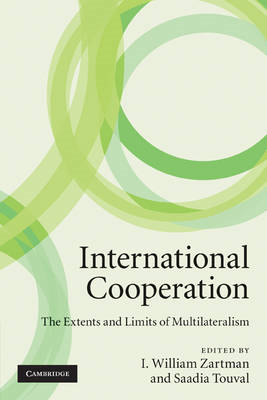 International Cooperation: The Extents and Limits of Multilateralism (BOK)