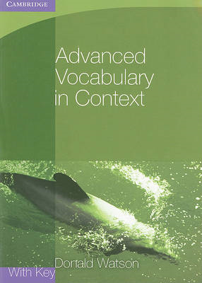 Advanced Vocabulary in Context with Key (BOK)