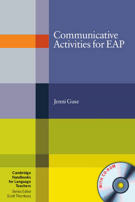 Communicative Activities for EAP with CD-ROM (BOK)