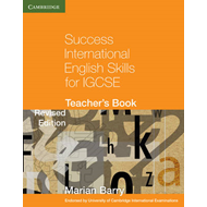 Success International English Skills for IGCSE Teacher's Book (BOK)